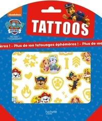 Nickelodeon - Tattoos La Pat' Patrouille - Plus de 100 tatouages éphémères !.