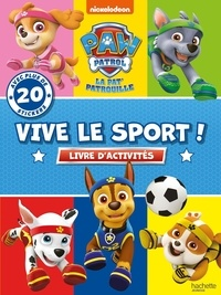 Nickelodeon - Vive le sport ! - Livre d'activités.