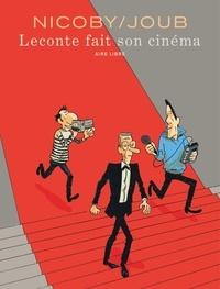 Nicoby et  Joub - Leconte fait son cinéma.
