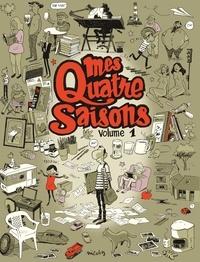 Nicoby - Mes quatre saisons - Tome 1. Edition spéciale.