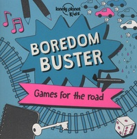 Nicola Baxter - Boredom Buster.