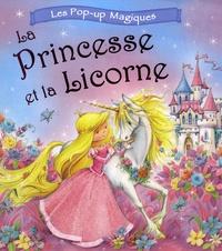 Nicola Baxter - La Princesse et la Licorne.
