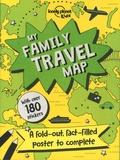 Nicola Baxter - My Family Travel Map.