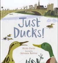 Nicola Davies et Salvatore Rubbino - Just Ducks !.