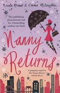 Nicola Kraus - Nanny Returns.