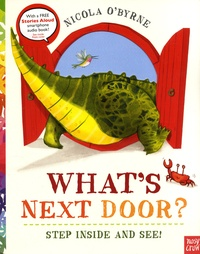 Nicola O'Byrne - What's Next Door ?.