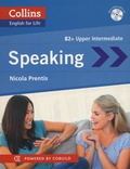 Nicola Prentis - Speaking B2+ Upper Intermediate. 1 CD audio MP3
