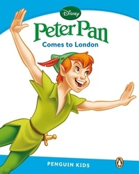 Nicola Schofield - Peter Pan - Comes to London.