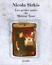 Les petites notes du Meteor Tour - Carnet de route de la tournée dIndochine.pdf