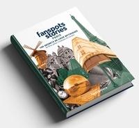 Nicolas Albert et Gilles Rolland - Fanspots Stories Paris - 100 secrets de lieux mythiques de films, séries, musiques, bd et romans.