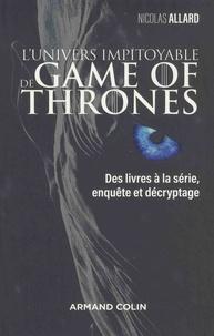 Deedr.fr L'univers impitoyable de Game of Thrones - Des livres à la série, enquête et décryptage Image