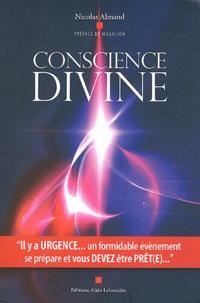 Nicolas Almand - Conscience divine - Les enjeux de la nouvelle Terre.