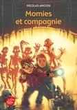 Nicolas Ancion - Momies et compagnie - Les Glob'enquêteurs - Destination Paris.