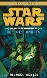 Nicolas Ancion et Axelle Demoulin - PDT VIRTUELPOC  : Star Wars légendes - Les nuits de Coruscant, tome 2 - Rue des ombres.