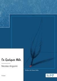 Téléchargement gratuit de Google books téléchargeur En quelques mots... (Litterature Francaise)