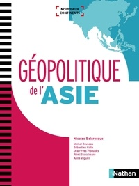 Nicolas Balaresque - Géopolitique de l'Asie.
