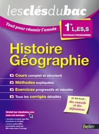 Nicolas Balaresque - Histoire Géographie 1re L, ES, S.