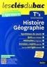 Nicolas Balaresque et Pierre Royer - Histoire-Géographie Tle S - Tout pour réussir l'épreuve.
