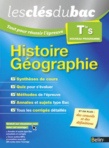 Nicolas Balaresque et Pierre Royer - Histoire Géographie Tle S - Tout pour réussir l'épreuve.