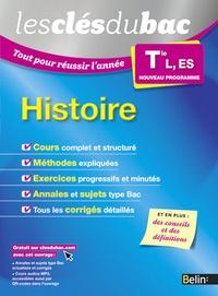 Nicolas Balaresque - Histoire Tle L, ES.