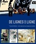 Nicolas Barberon et Annaïg Plassard - De lignes en ligne - L'Art discret du croquis de métro.