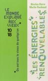 Nicolas Barré et Merlin Roubaud - Les énergies renouvelables.