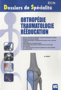 Nicolas Barut - Orthopédie traumatologie rééducation.