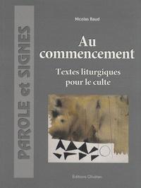 Au commencement - Textes liturgiques pour le culte.pdf