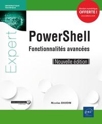 Deedr.fr PowerShell - Fonctionnalités avancées Image