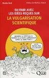 Nicolas Beck - En finir avec les idées reçues sur la vulgarisation scientifique.