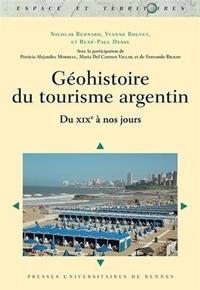 Coachingcorona.ch Géohistoire du tourisme argentin - Du XIXe à nos jours Image