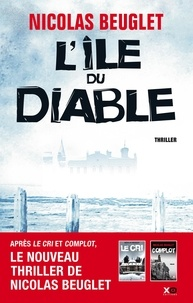 Nicolas Beuglet - L'île du diable.