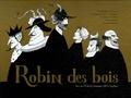 Nicolas Bianco-Levrin - Robin des Bois. 1 CD audio
