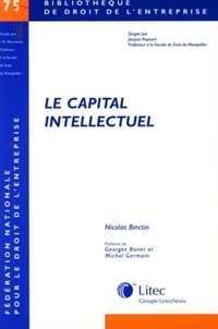 Nicolas Binctin - Le capital intellectuel.