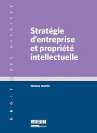 Nicolas Binctin - Stratégie d'entreprise et propriété intellectuelle.