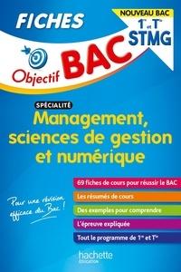 Nicolas Bloch et Stéphanie Di Costanzo - Spécialité Management, sciences de gestion et numérique 1re et Tle STMG.