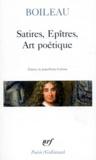 Nicolas Boileau - .