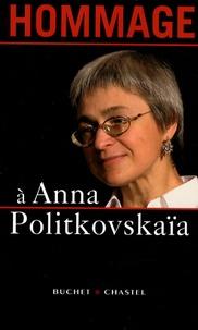 Nicolas Bokov et Elena Bonner - Hommage à Anna Politkovskaïa.