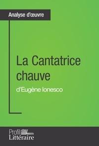 Nicolas Boldych - La Cantatrice chauve d'Eugène Ionesco (Analyse approfondie) - Approfondissez votre lecture des romans classiques et modernes avec Profil-Litteraire.fr.