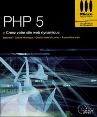 Nicolas Borde et Marc Thévenet - PHP 5. 1 Cédérom