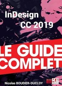 Nicolas Boudier-Ducloy - Adobe InDesign CC 2019.