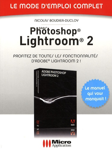 Nicolas Boudier-Ducloy - Photoshop Lightroom 2.