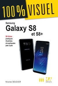 Nicolas Boudier-Ducloy - Samsung Galaxy S8 et S8+.