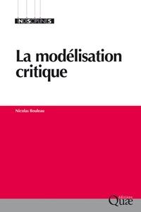 Nicolas Bouleau - La modélisation critique.