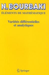 Variétés différentielles et analytiques - Fascicule de résultats.pdf