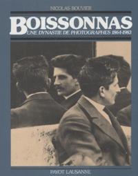 Deedr.fr Boissonnas. Une dynastie de photographes, 1864-1983 Image