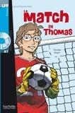 Nicolas Boyer - LFF A1 - Le match de Thomas (ebook).