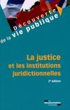 Nicolas Braconnay - La justice et les institutions juridictionnelles.