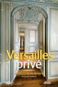 Nicolas Bruno Jacquet - Versailles privé.