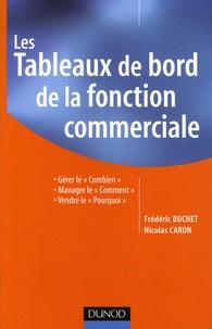 Nicolas Caron - Les Tableaux de bord de la fonction commerciale.